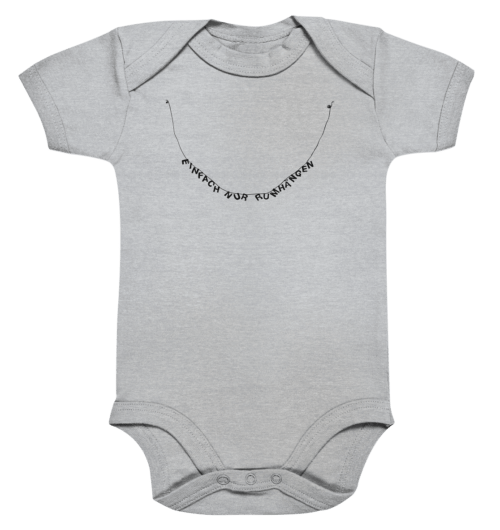 front organic baby bodysuite cacfd5